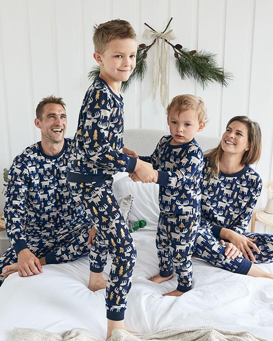 Пижама из коллекции для всей семьи