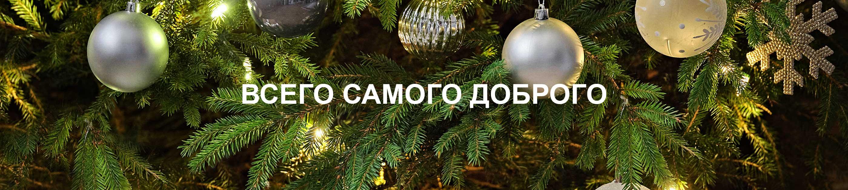 Рождественский баннер
